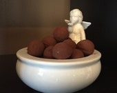 Dark Chocolate Truffles, set of 12