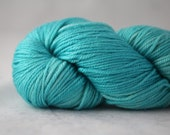 Seda DK - Silk/Merino DK  - Bright Aqua