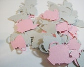 Mad Hatter Tea Party Cups and Teapots Table Scatter or Confetti