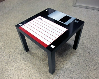Floppy Disk Coffee Table