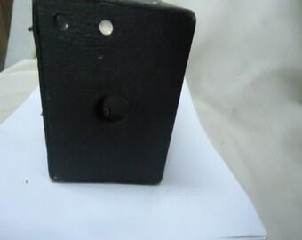 Vintage Ansco Black Box Camera, collectable