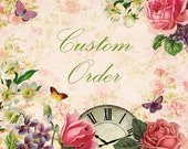 Custom order for Josette