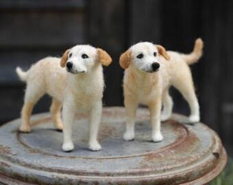 Custom dog portraits for Keirsten - balance due