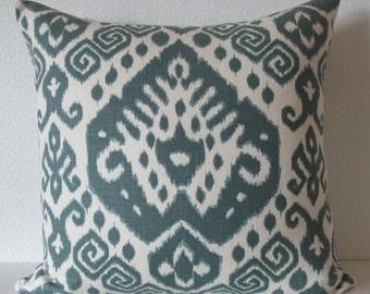 Fabric Swatch - Nate Berkus Safi Danube
