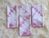 Napkin Set // Natural Dye