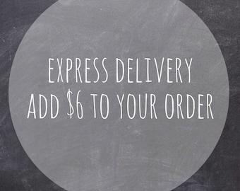 Shipping - Express