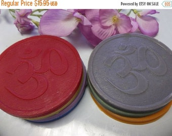 OM Wax Melts | Soy Tart Melts | Aromatherapy Soy Melts | OM Candle Tart | Meditation Tarts | Chakra Wax Melt | OHM Tart Melts | Soy Wax Melt