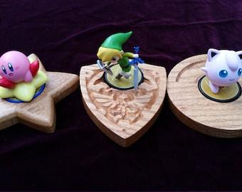 Amiibo Stand / Base Set of Three