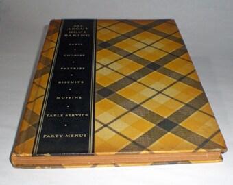 1937 Vintage Cookbook - Rare