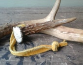 Runic Deer Antler Athame