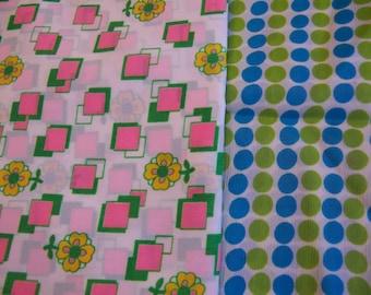 vintage acetate fabric