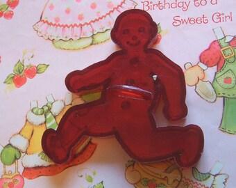 little running man cookie cutter