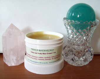 Itchy and Scaly Skin Cream - 1 oz