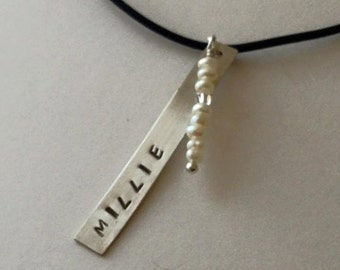 Thoroughly Modern Millie Necklace, Theater Charm, Show Momento, Theater Kid, Theater Mom