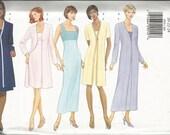 Butterick 5933 Plus Size Womens Dress , Jacket and Duster Pattern SZ 20-24