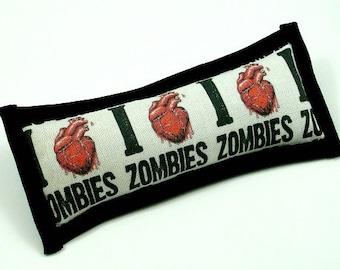 Zombie Cat Toys, Zombie Catnip Toys, I Love Zombies, The Walking Dead Cat Toy, Bleeding Heart Cat Pillow, Cool Cat Toys, ZOMBIE CAT