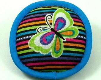 Catnip Toys, Butterfly Cat Toy, Butterfly Pillow, Catnip Pillows, Perhonen, Schmetterling, Pulelehua, Motyl, Fjaril, The Dots,  BUTTERFLY