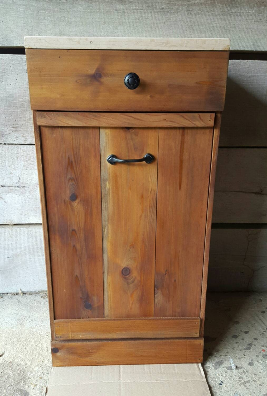 tilt out trash bin tilt out trash can kitchen trash trash. Black Bedroom Furniture Sets. Home Design Ideas
