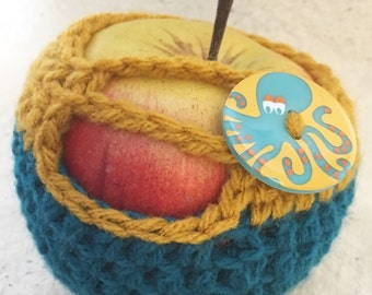 Apple Sweater, Apple Cozy