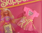 Skipper 1989 Cool Tops Fashions