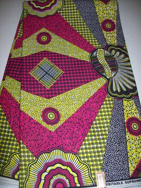 African Fancy Nails Quinceanera Nails Quinceañera Nails: Supreme Wax Holland Fancy Print African Fabric By The Yard/