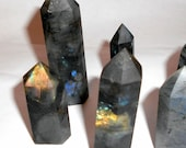Labradorite Gemstone Tower