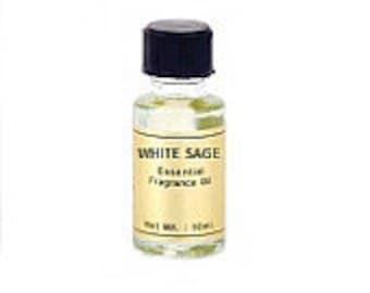 White Sage essential oil 10ml