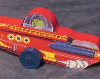 Fisher-Price Toyfest Space Blazer