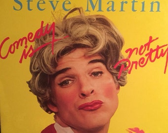 Steve Martin Comedy Is Not Pretty SEALED Original Vinyl 1979
