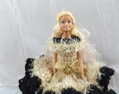 RESERVED/ Barbie doll/ toilet paper doll