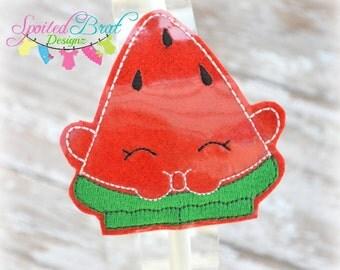 Shopgirl Watermelon Girl Headband, Girls or Tweens, Perfect for Everyday Wear, Custom Made to Order