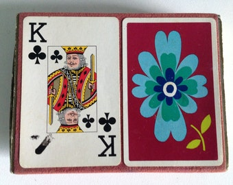 Vintage Fournier Playing Cards - made in Spain
