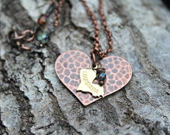 Love Thy Neighbor - Antique Copper