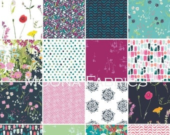 LAVISH Half Yard Bundle COMPLETE COLLECTION -  Katarina Roccella for Art Gallery Fabrics - 20 skus