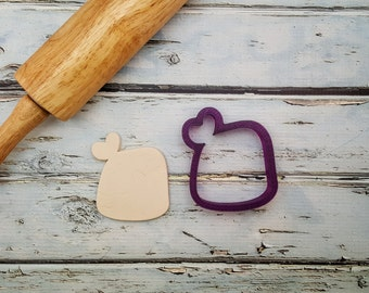 Ms MB's Chickadee Cookie Cutter and Fondant Cutter and Clay Cutter