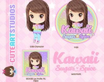 Cute Basic Branding Package
