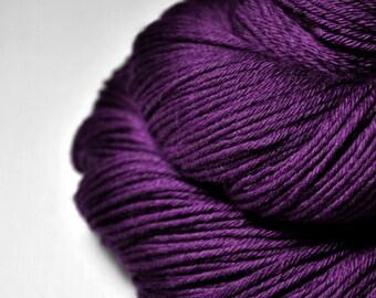 Poisoned by love  - Merino Sport Yarn Machine Washable