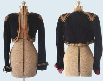 1900s Bolero Jacket