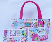 Shopkins Kids Purse and Coin Bag Set
