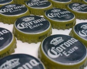 100 Corona Bottle Caps