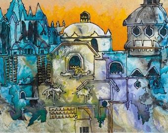 San Miguel - Prints