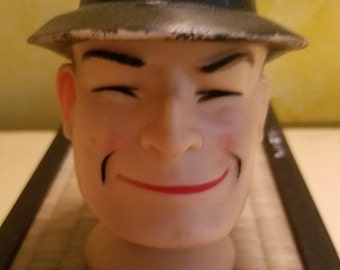 1961 Dick Tracy Puppet Head
