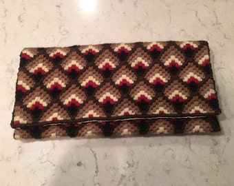 AMAZING Handmade Clutch