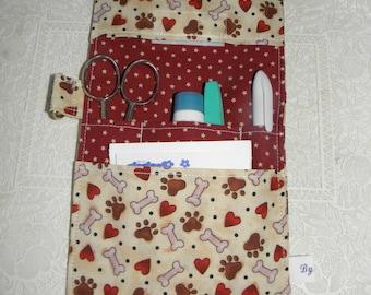 Pocket Organizer, Vet Tech, Lab Coat, Nurse, Scrub Pocket, Medical Pocket Organizer, Backpack, Ready to Ship