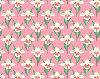 Minnesota Deco State Flower by Tiffany Lerman of In The Beginning Fabrics