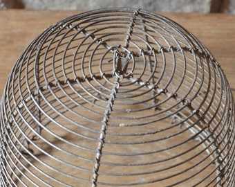 French wire Basket egg Salad lamp shade