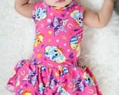 Girls Hip Dress- my little pony