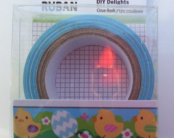 Decorative Easter Chick Tape