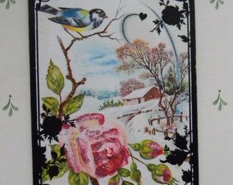 Home Tweet Home Decorative Plaque
