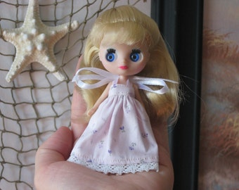 LPS Littlest Pet Shop Blythe Petite Blythe doll with free handmade clothes